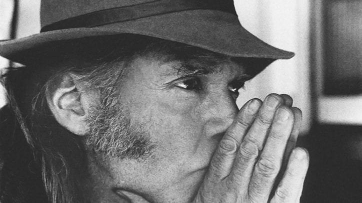 Album Premiere: Neil Young and Crazy Horse, 'Americana'