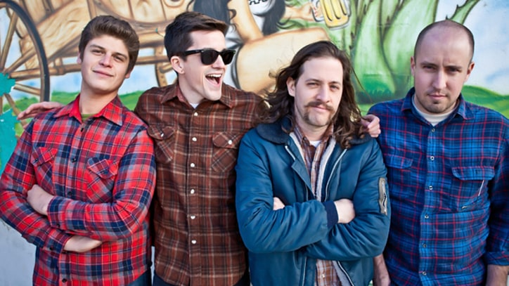 Texas Indie Rockers the Young Trip Out on 'Dub Egg'