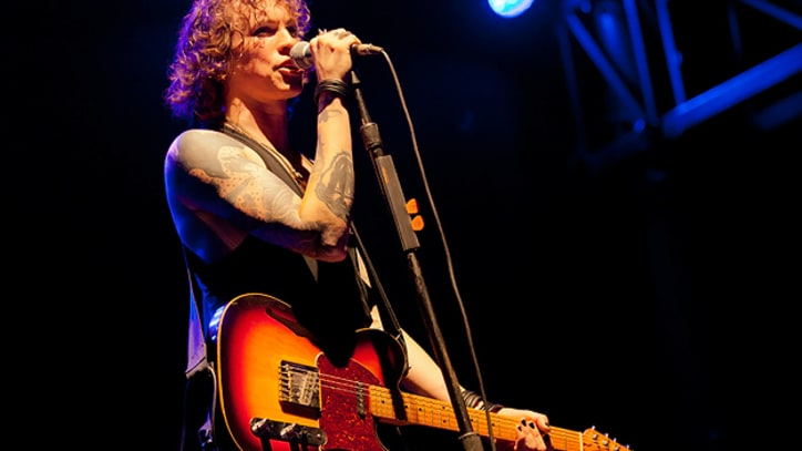 Against Me!'s Tom Gabel Makes Live Debut as Laura Jane Grace in San Diego
