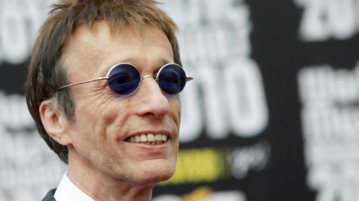 Date Set for Private Robin Gibb Funeral