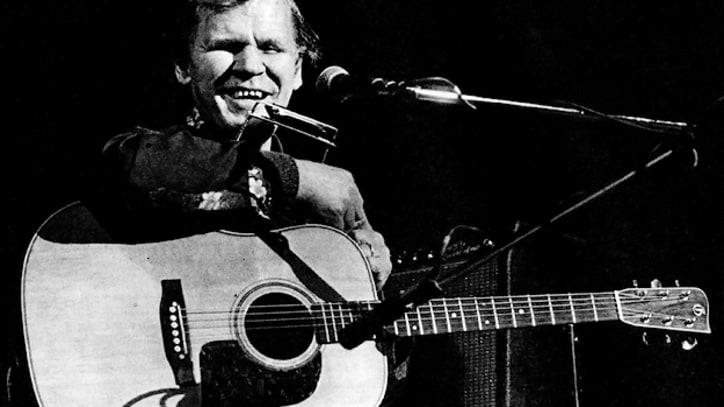 Doc Watson and His Tall Drink O' Water Merle