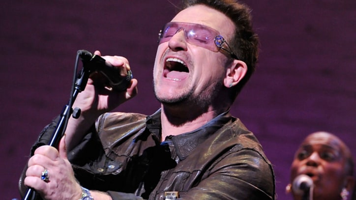 Bono Will Present Amnesty International Honor to Aung San Suu Kyi