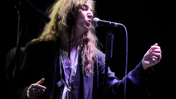 Song Premiere: Patti Smith, 'Banga'