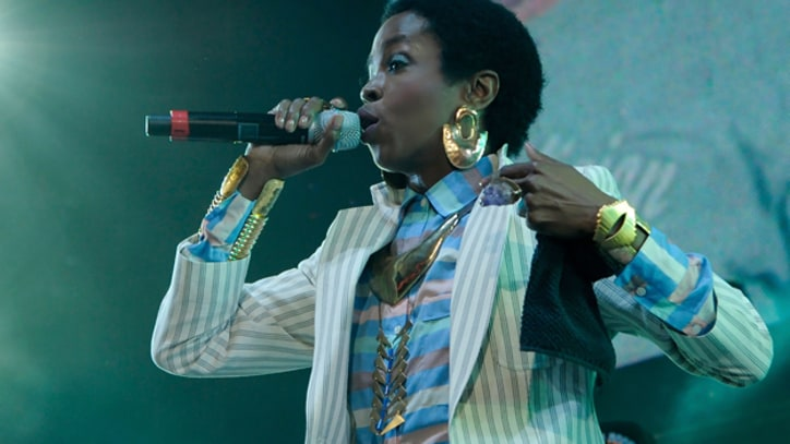 Nas and Lauryn Hill Rule Summer Jam in Nicki Minaj's Absence