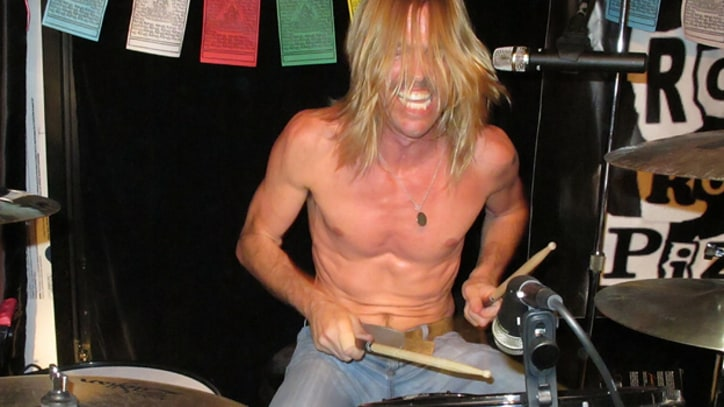 Foo Fighters Drummer Will Play Iggy Pop in 'CBGB'