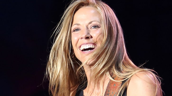 Sheryl Crow Opens Up About Benign Brain Tumor