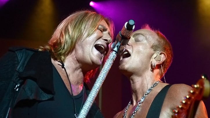 Def Leppard Rip Through Intimate Los Angeles Gig for YouTube