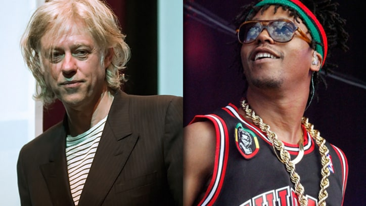 Bob Geldof, Lupe Fiasco to Honor Aung San Suu Kyi in Dublin