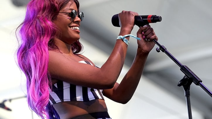 Azealia Banks Splits With Lady Gaga Manager Troy Carter