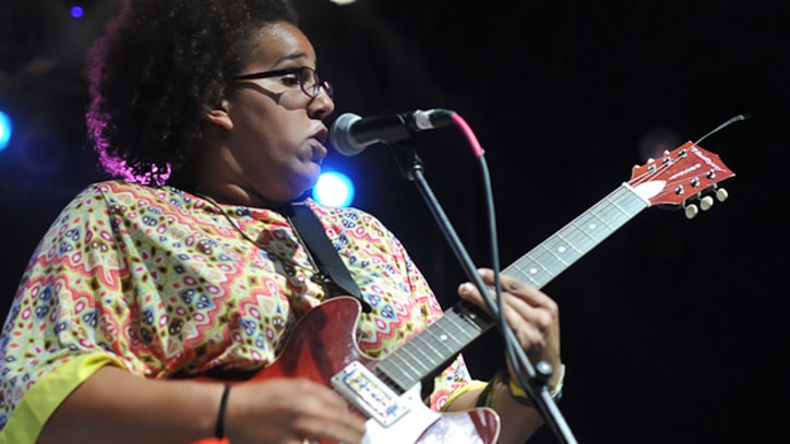 Alabama Shakes Lead the Charge at Bonnaroo
