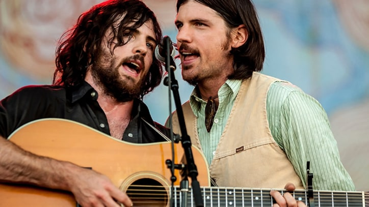 The Avett Brothers Get Messy at Bonnaroo