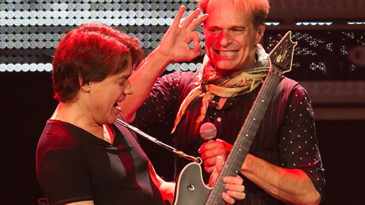 Eddie Van Halen Explains Postponed Van Halen Tour Dates