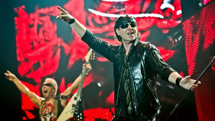 Scorpions Not Breaking Up After All