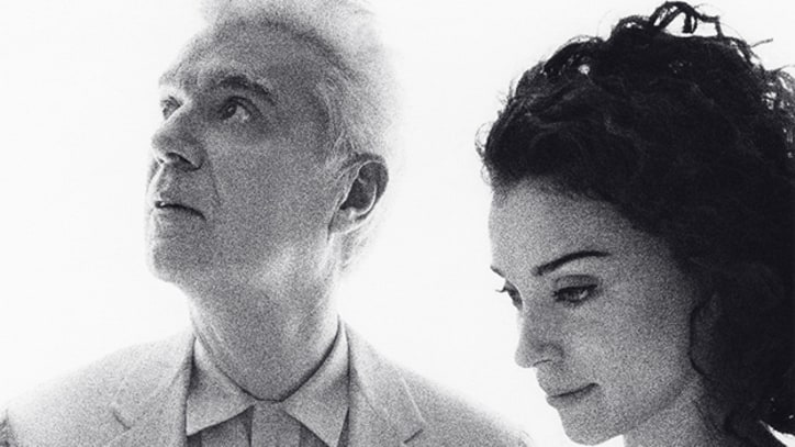 David Byrne and St. Vincent Will Release 'Love This Giant' in September