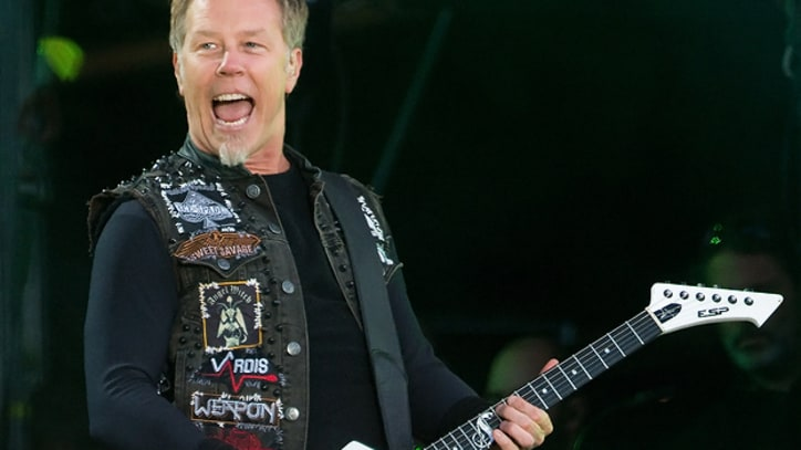 Metallica Help Police Search for Murderer