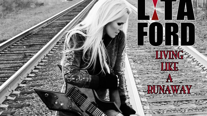 Album Premiere: Lita Ford, 'Living Like a Runaway'