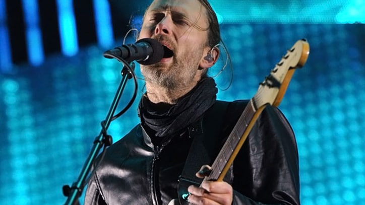 Stage Collapses Before Radiohead Show in Toronto – Updated