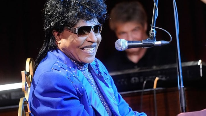 Little Richard Tears Through Raucous Set in Washington, D.C.