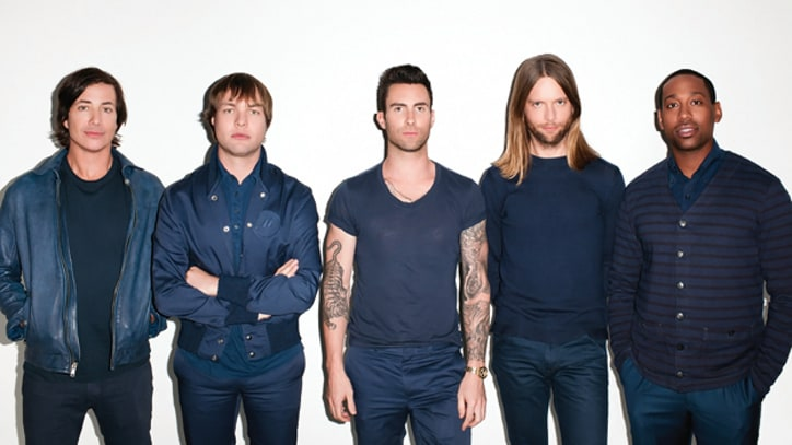 Song Premiere: Maroon 5, 'One More Night'