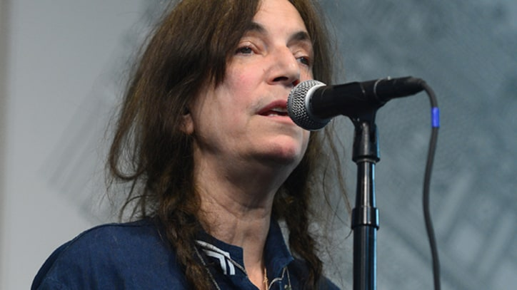 Patti Smith Looks Ahead to New Projects After 'Banga'