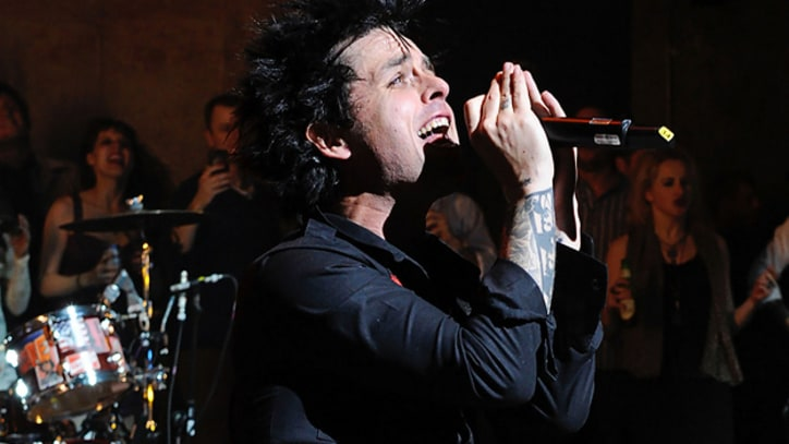 Q&A: Billie Joe Armstrong on Green Day's Album Trilogy