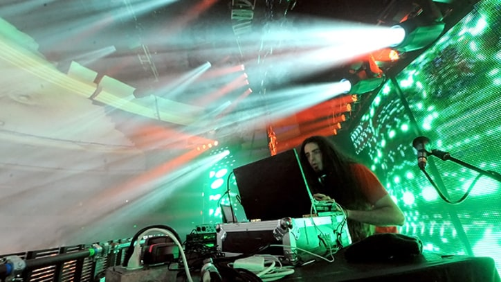 Bassnectar: From Death-Metal Kid to Superstar DJ