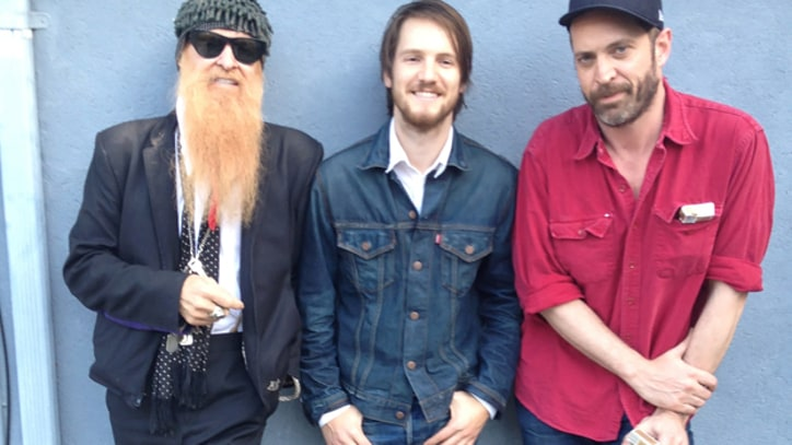 Song Premiere: Billy Gibbons and Co., 'Oh Well'