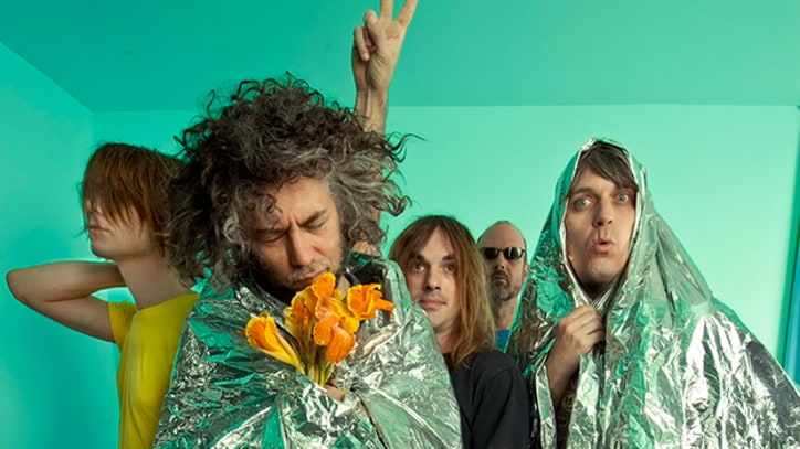 Song Premiere: Flaming Lips and Ghostland Observatory, 'Tasered And Maced'