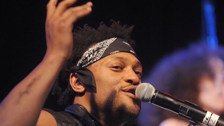 D'Angelo to Perform at 2012 BET Awards