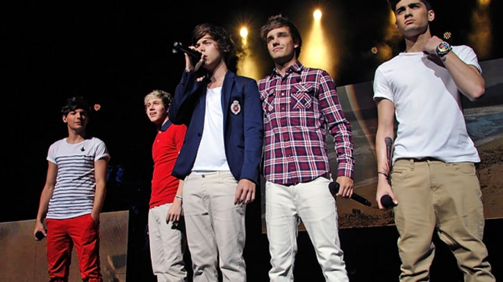 One Direction Countersues One Direction Over Name