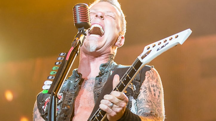 Metallica Bring Thrash and Power to Opening Day at Orion
