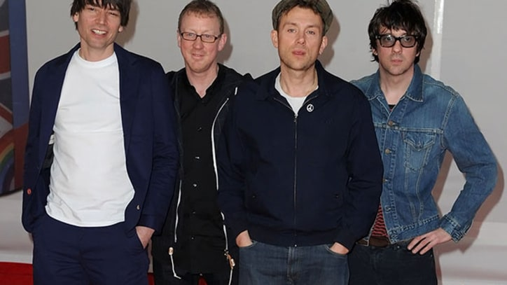Blur to Unveil Two New Songs Live on Twitter