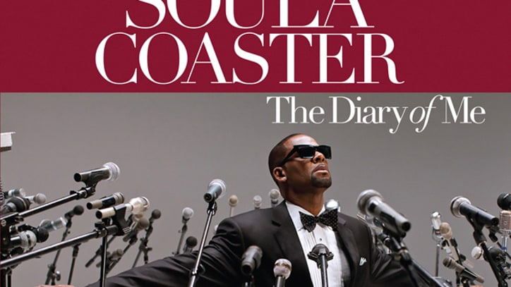 Exclusive Book Excerpt: R. Kelly's 'Soulacoaster: The Diary of Me'