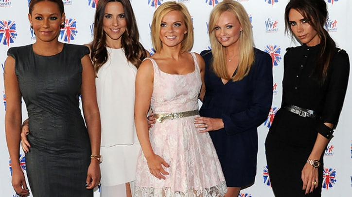 Spice Girls Come Together to Launch New Musical