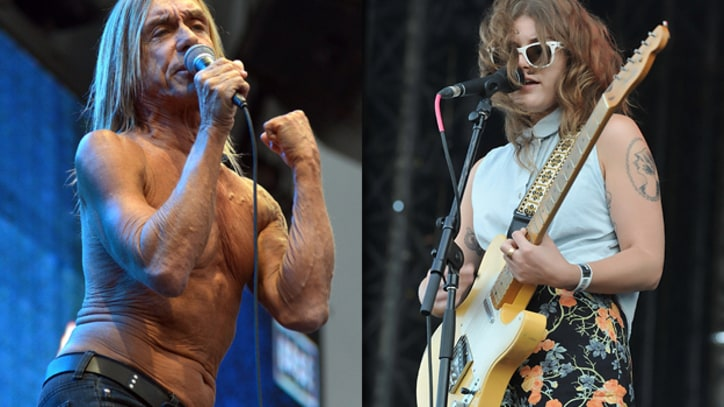 Iggy Pop and Best Coast Collaborate for 'True Blood'