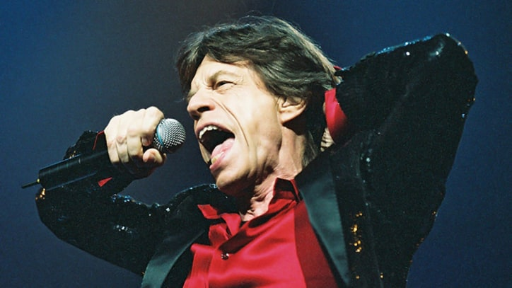 Rolling Stones Debut New 50th Anniversary Tongue Logo