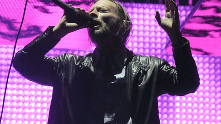 Radiohead Reschedule European Tour Dates