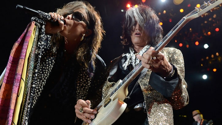 Aerosmith Push Album Release Back to November