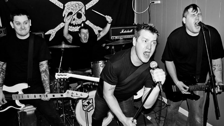 MP3 Download: Teenage Bottlerocket, 'Done With Love'