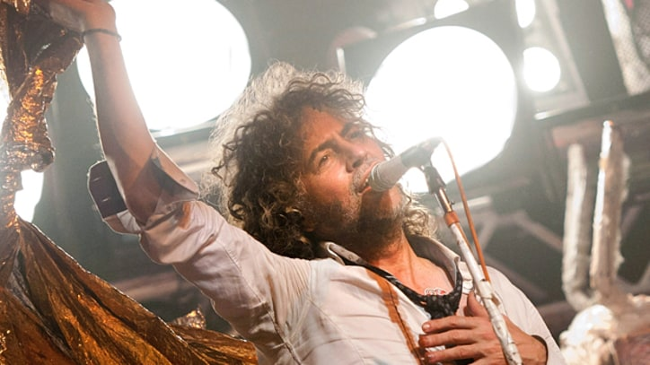 Flaming Lips Break Jay-Z's Record for Most Shows in 24 Hours