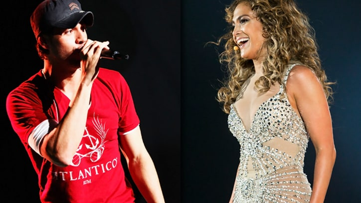 Jennifer Lopez and Enrique Iglesias Team Up for Tour