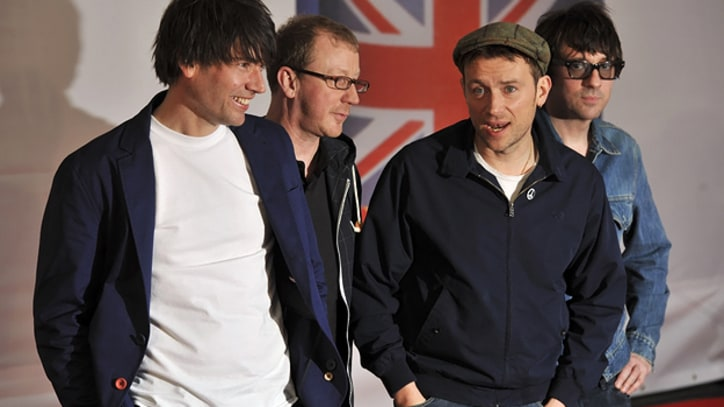 Blur Plays Two New Songs Live Online