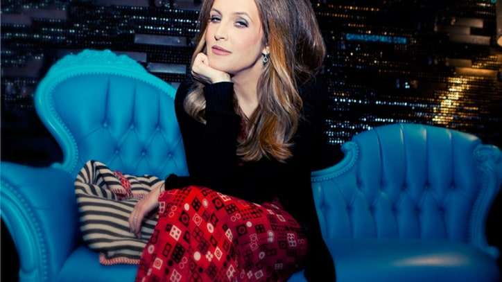 Lisa Marie Presley Talks New Album and Elvis Hologram