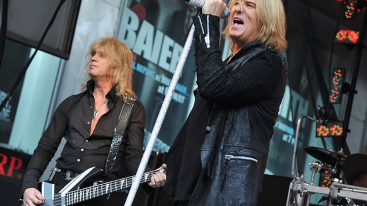 Def Leppard Re-Recording 'Forgeries' of Old Hits