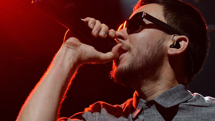 On the Charts: Linkin Park Rule the Day