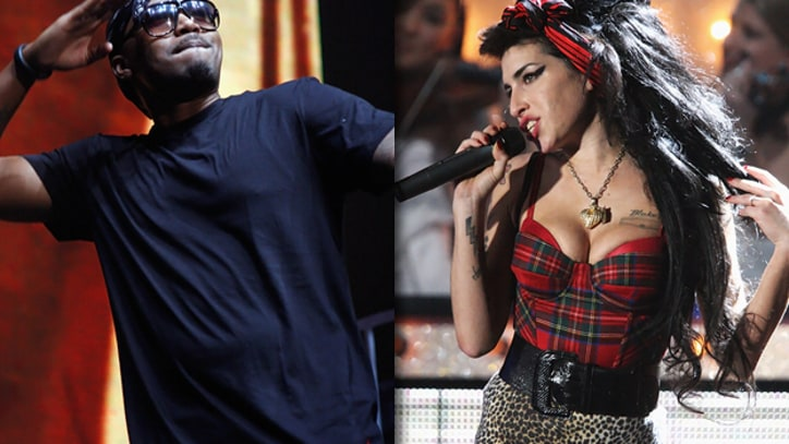 New Amy Winehouse Song With Nas, 'Cherry Wine,' Surfaces