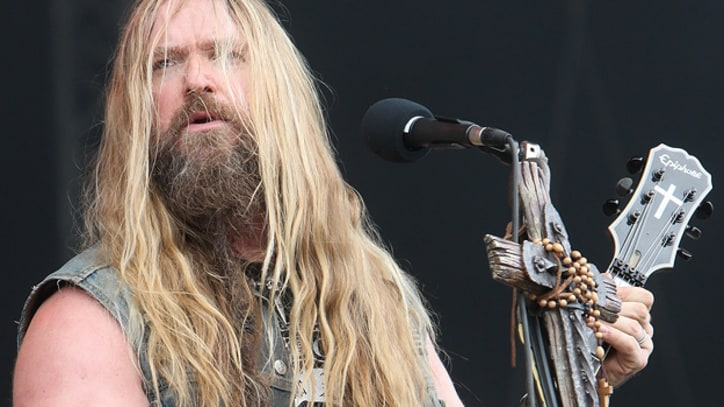 Zakk Wylde and Wife Barbaranne Name New Child Sabbath Page