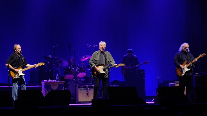 Stephen Stills: Crosby, Stills and Nash Won't Make Another Studio Album
