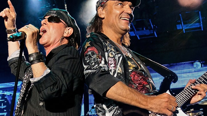 Scorpions Unearth 'Unfinished' Songs for New Album