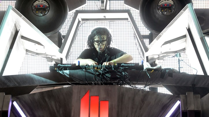 Q&A: Skrillex on the Future of Dance Music and Pitfalls of Fame
